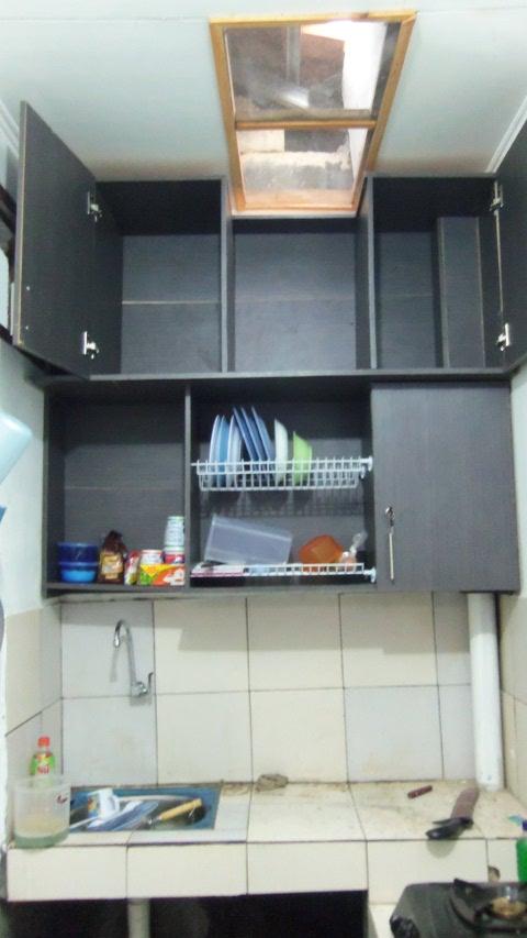 membuat sendiri kitchen set murah