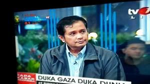 Joserizal Jurnalis dituduh Syiah