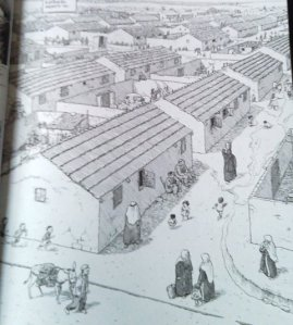 pemukiman pengungsi