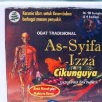 As-Syifa izza Chikukungya