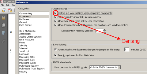 02 setting adobe reader di PC